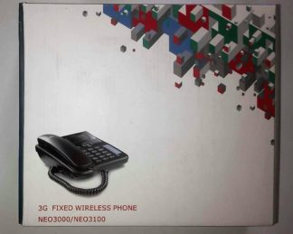 Telefon fix cu SIM 2G/3G
